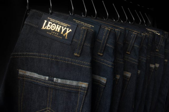LEONYX DENIM LIMITED COLLECTION 2019